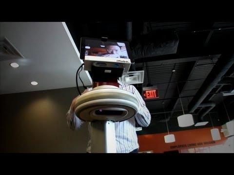 A Day at iRobot, Part 2: Ava Telepresence