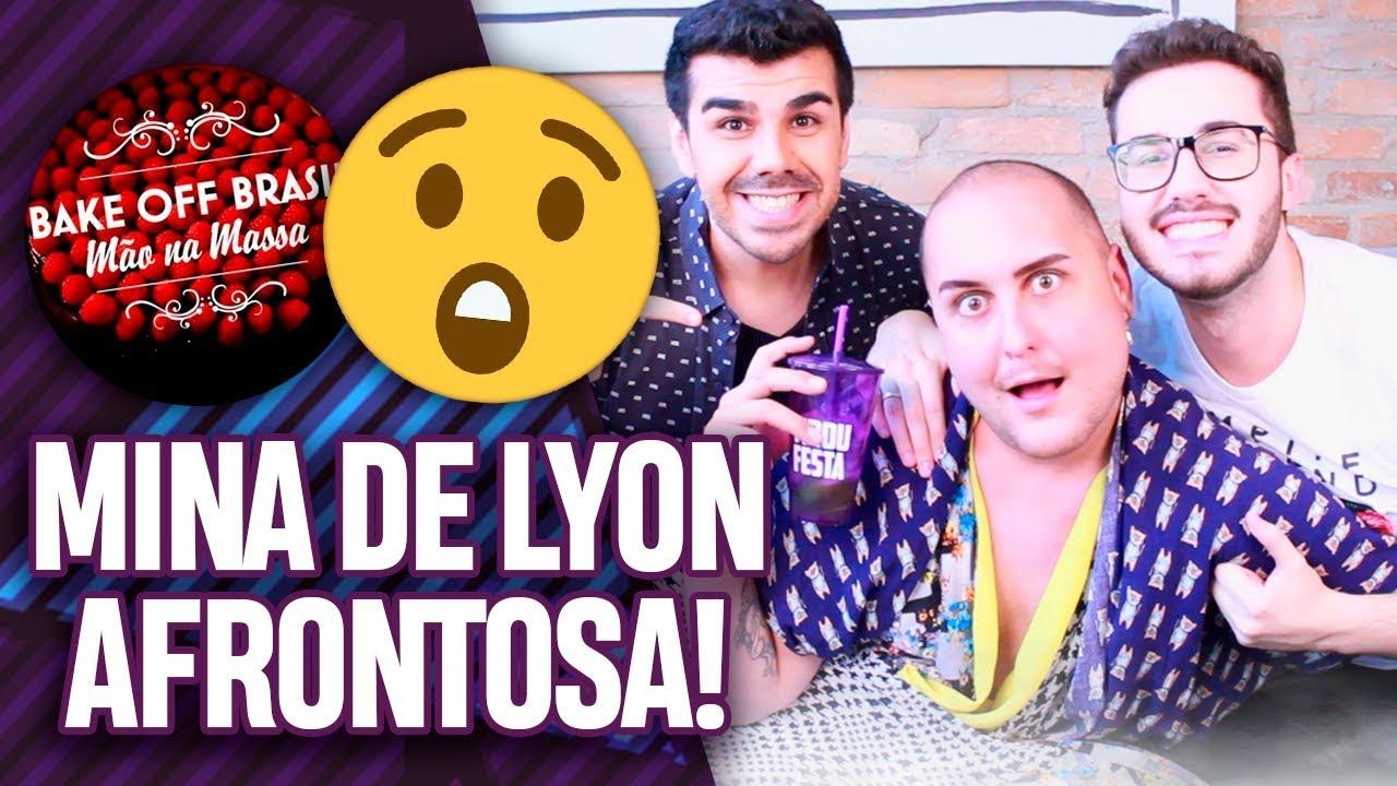 Luis Expondo Verdades Sobre Bake Off Brasil 4 Virou Festa Youtube