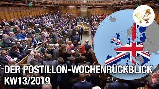 Der Postillon Wochenrückblick (25. März - 30. März 2019)