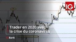 Trader en 2020 avec la volatilité