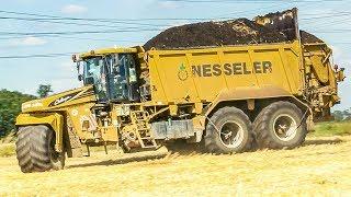 XXL Challenger Terra Gator 9205 - Big Tractor | Truck | Agriculture | AgrartechnikHD