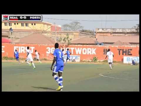 GPA Vs Real De Banjul FC