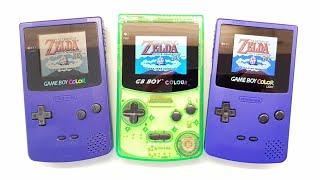 $235 GameBoy VS $35 GameBoy Color!