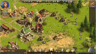 The Settlers Online - gameplay