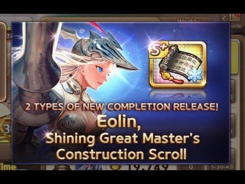 Divinnysgr live! Kartu dewa baru Eolin ?? Harus dapet hari ini juga, Beethoven lewat !