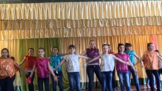 Флэш-моб - Молодь Донеччини.
