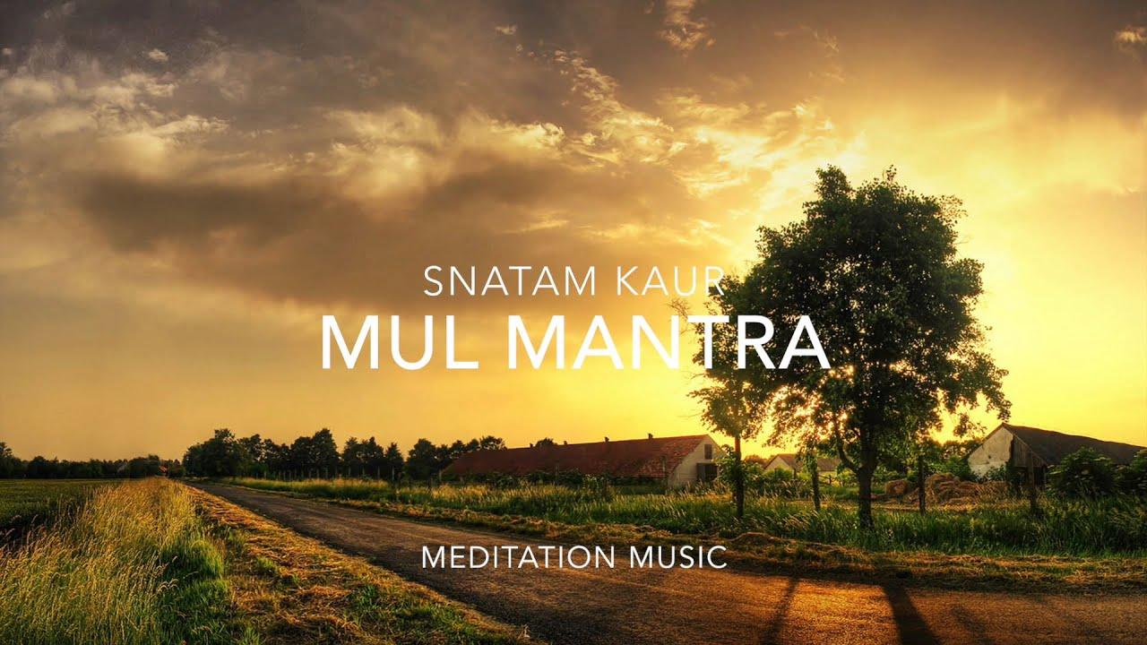 Snatam Kaur - Mul Mantra (Mantra meditation)