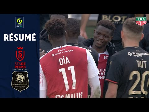 Reims Rennes Goals And Highlights