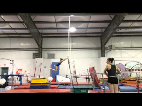 Emily Carey~Northeast Gymnastics Academy~Uneven Bars~Pak