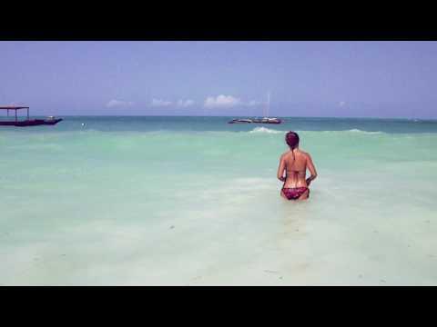 Jambiani Beach in Zanzibar, Tanzania