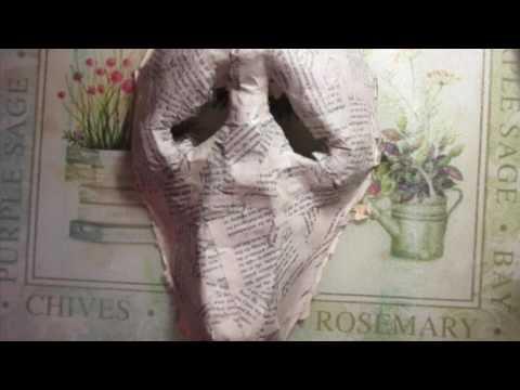 Scream Sugar Skull Mask