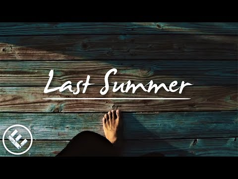 Kygo, The Chainsmokers Style│Ikson - Last Summer