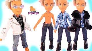 С КЕМ ВСТРЕЧАЕТСЯ КЭМЭРОН?! #BRATZ DOLLS DRESS UP! Куклы Братц Мультик - Одевалки! Игры для Девочек