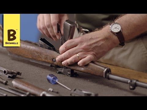 Firearm Maintenance: SKS Reassembly, Part 4/4