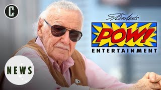 Stan Lee Files $1B Lawsuit Against POW! for Conspiring to Steal His Identity