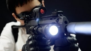 Tokyo Marui NP7 Review (HD) - RedWolf Airsoft RWTV