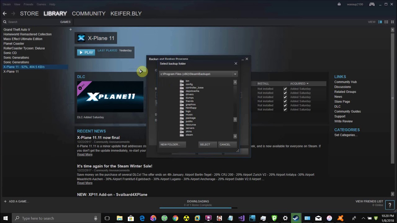 how to delete steam games from hard drive
