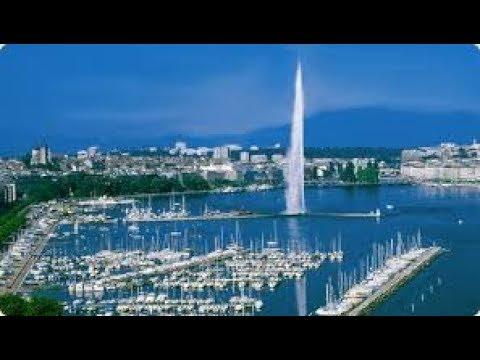 #7 Швейцария, Женева. Альпы. Путешествие на авто по Швейцарии. Женева. На авто через Альпы. Европа.