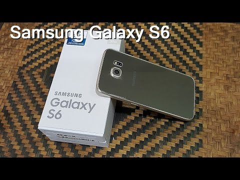 Buka Kotak Samsung Galaxy S6