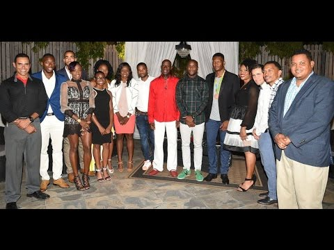 Prime Minister Rowley hosts the 2016 Trinidad and Tobago Olympics Team