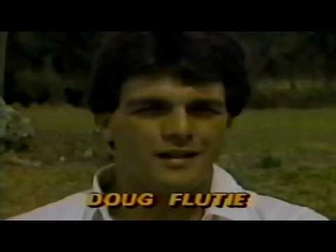 Donald Trump on Doug Flutie