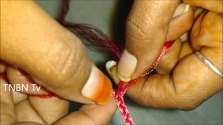 how to make silk thread bangles at home | indian silk thread bangles, silk thread raw material