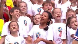 FIFA World Cup Final Russia 2018 kalinka  Aida Garifullina and ronaldinho