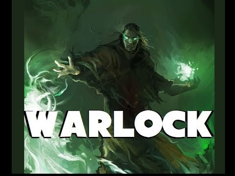 Dungeons And Dragons Lore: Warlock