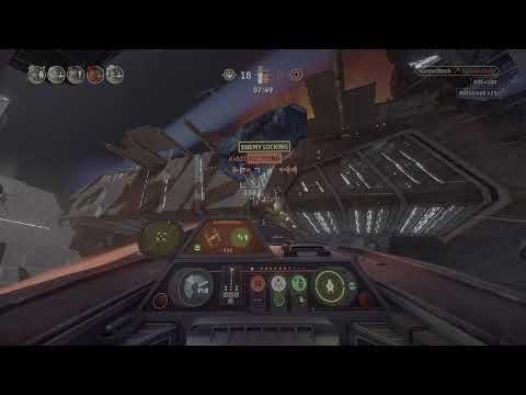 STAR WARS: Squadrons - Dogfight Gameplay |