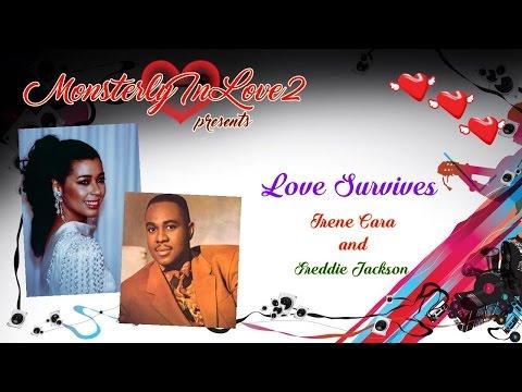 Irene Cara & Freddie Jackson - Love Survives (1989)