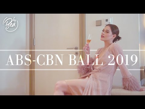 GETTING READY FOR THE ABS-CBN BALL 2019 By Bea