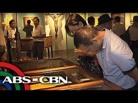 TV Patrol: Public auction ng mga liham ni Andres Bonifacio, umabot sa P16.2 milyon