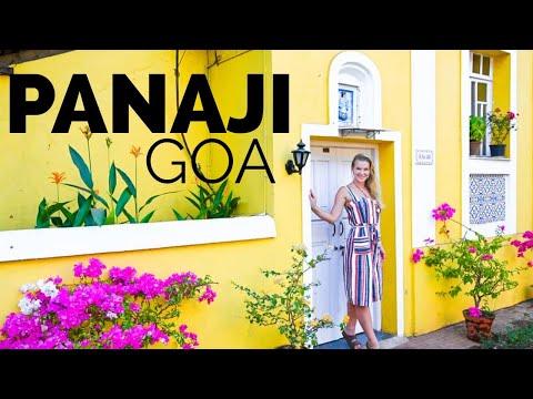 Exploring Panaji | Goa's beautiful capital city.