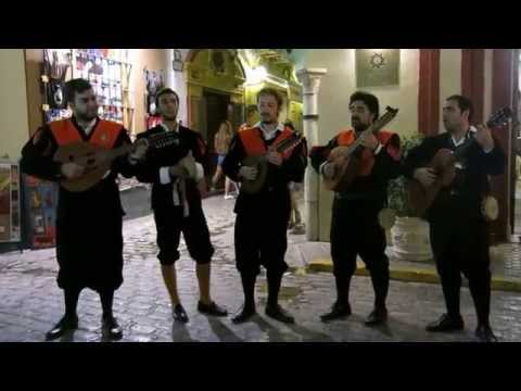 spanish tuna singing group sevilla spain #1