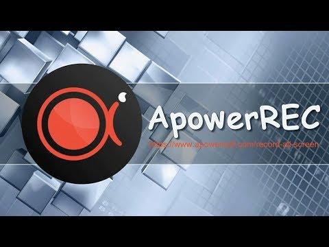 Resultado de imagen de ApowerREC