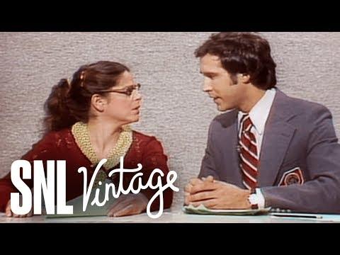 Weekend Update: Emily Litella on Television Violins - SNL