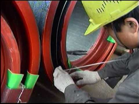 Swatco  -  Xinxing  -  Set pipe installation and get out of trouble
