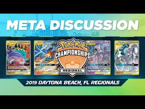 2019 Daytona Beach, FL Regionals Meta Discussion (Pokemon TCG)