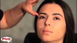 Коррекция бровей: видео урок по макияжу