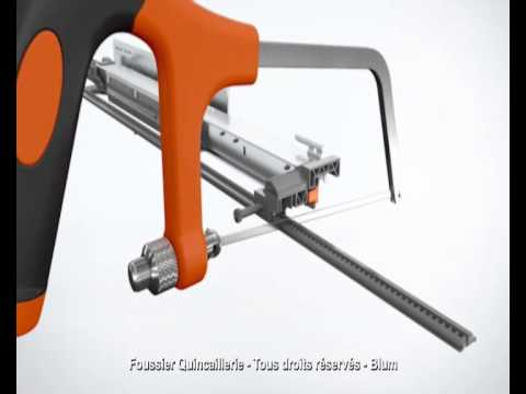 blum legrabox montage du stabilisateur du tiroir youtube