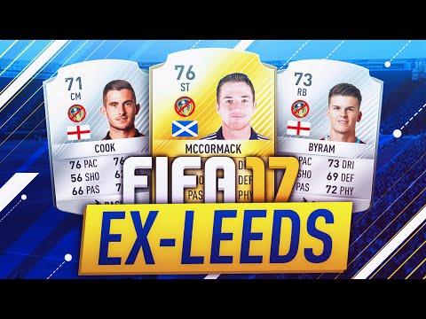 FIFA 17 EX LEEDS UNITED SQUAD BUILDER!!