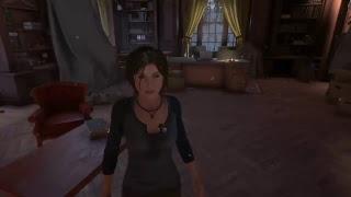 Rise Of The Tomb Raider ( DLC ) Mansión Croft