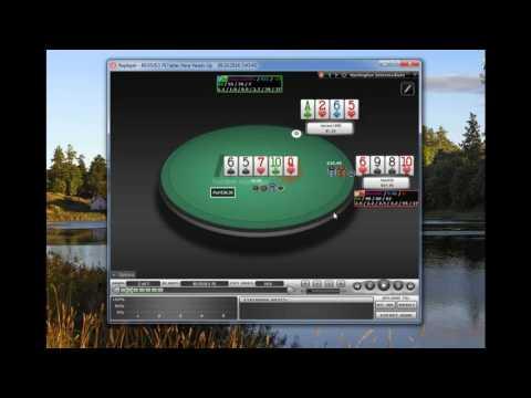 Обучение покеру эта злая, но плюсовая омаха, часть 1