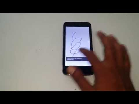 Micromax Canvas Juice A177 Touch Screen Test