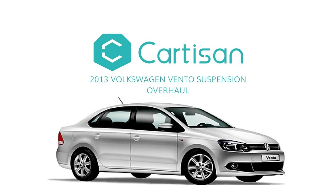 2012 Volkswagen Vento Suspension Replacement by Cartisan
