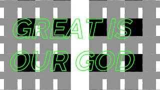 LIRIK LAGU VIDEO DATANGLAH DAN BERTAHTA/GREAT IS OUR GOD - NDC WORSHIP