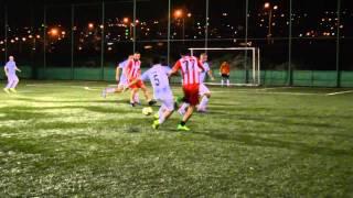 Samsun Halısaha Ligi Saskispor 1-1 Samsunport