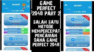Cara mempercepat pembayaran game perfect 2048/ apakah workit? perfect 2048 part 2 screenshot 3