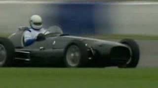 BRM V16 Engine Sound