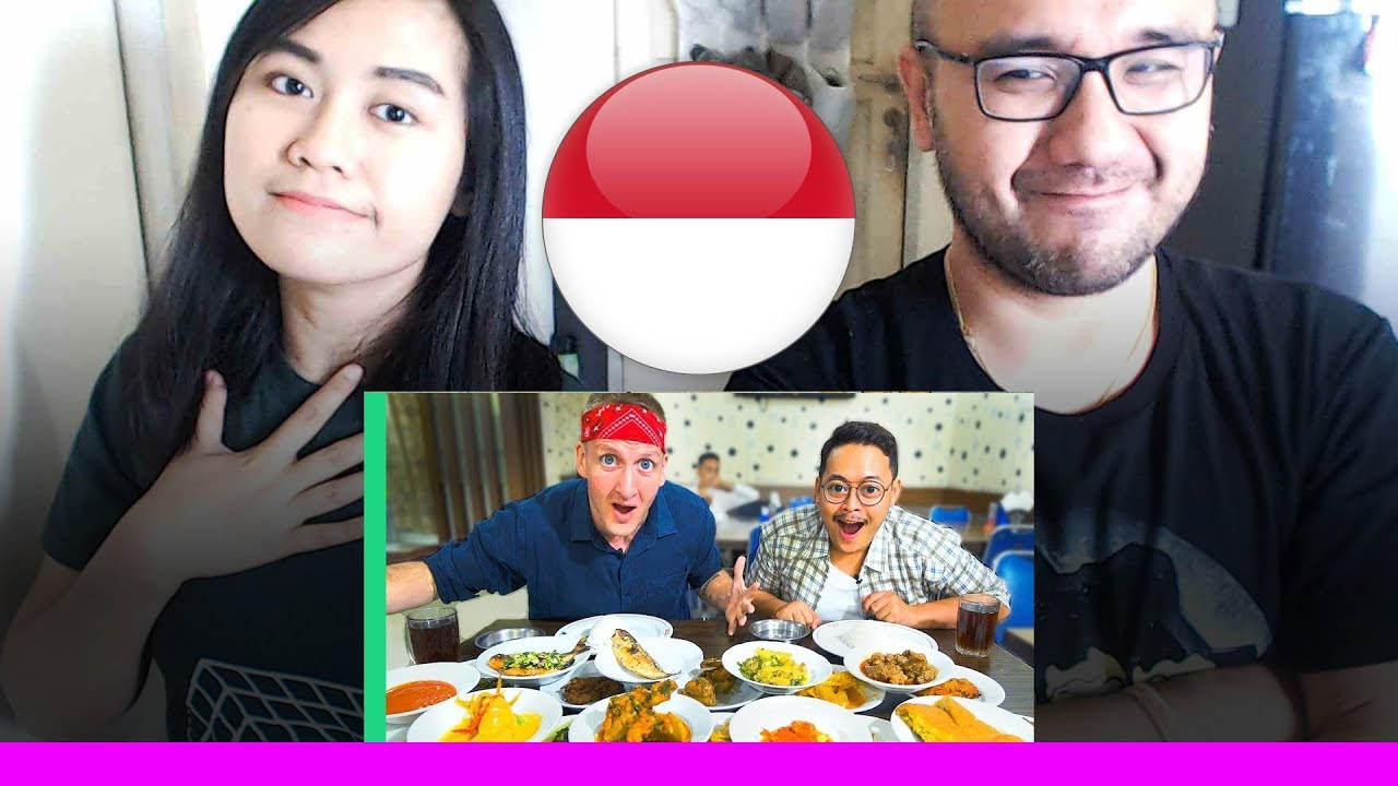 Indonesians React To Traditional Jakarta Street Food You Must Try! Best Ever Food Review Show